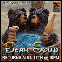 Bear Soup returns August 17th